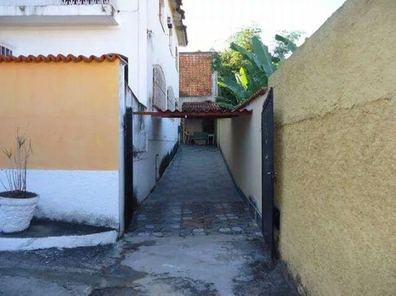 Casa Em Centro, Niterói/rj De 140m² 5 Quartos À Venda Por R$ 550.000,00 - Ca214943