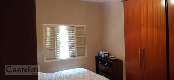 Casa Com 3 Dormitórios À Venda, 250 M² Por R$ 540.000 - Vila Nova - Campinas/sp - Ca2195