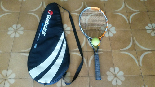 Raqueta De Tenis Marca Babolat Edición Magic Game Y Bolso