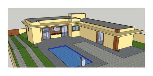 Imagem 1 de 5 de Chácara Com 3 Dormitórios À Venda, 1000 M² Por R$ 600.000,00 - Chácaras Fernão Dias - Atibaia/sp - Ch0018