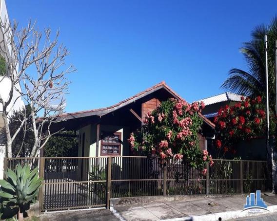 Charmosa Casa Em Madeira E Alvenaria No Cond. Solar De Itacuruçá-mangaratiba/rj - 295 - 34209986