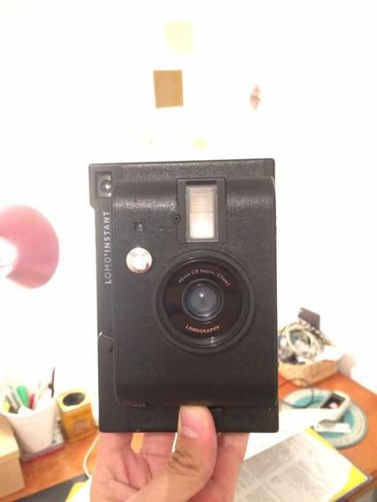Câmera Polaroid Fuji Lomo Instax