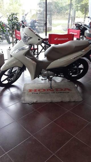 Honda Biz125 - 2019 0km- Domotos