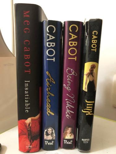Livros Meg Cabot (em Ingles)