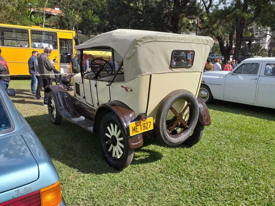 Ford Modelo T 1927 Touring