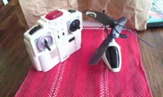 Helicóptero Silverlit Spy Cam