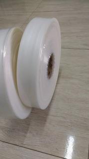 Bobina Plastica Tubular 5x0,10 (gelinho,sacole,chup-chup)3kg