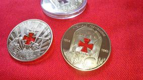 Medalhas Alemanha Nazista 2ª Guerra Folheadas - 2 Unidades
