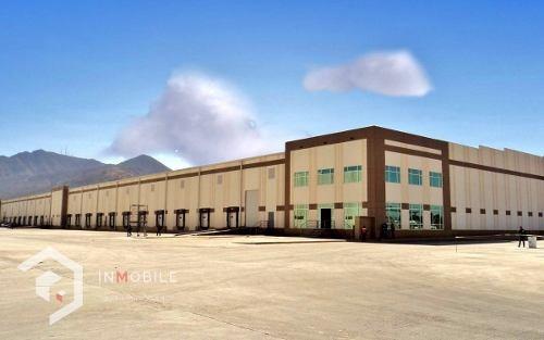 Bodega En Renta En Blvd. Benito Juárez, Tultitlán, Tultipark Ii, Edo. De México.