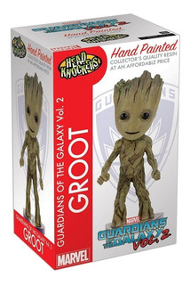 Neca Groot Guardians Of The Galaxy Vol. 2 Head Knockers