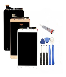 Tela Touch Display Lcd J7 Prime G610m G610 + Cola + Tools
