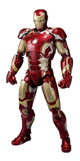 Jp S.h.figuarts Age Of Ultron Iron Man Mark 43 Toylover