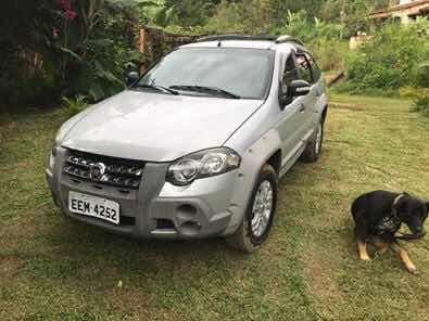 Fiat Palio Adventure 2009 1.8 Locker Flex 5p