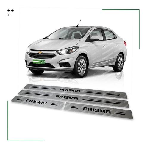 Cubre Zócalos Accesorios Chevrolet Prisma Y Onix Ls Lt Ltz 4