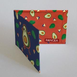 Pangea Billetera De Tyvek Palta