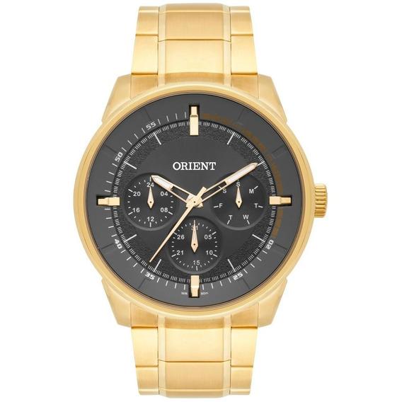 Relógio Masculino Orient Mgssm026 G2kx Analógico Multifunção