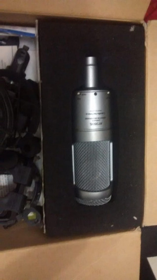 Audio Technica At 3035 (japan)microfone Condensador
