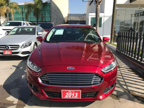 Ford Fusion 2.5 Se Luxury Plus L4 Qc Nave At 2013