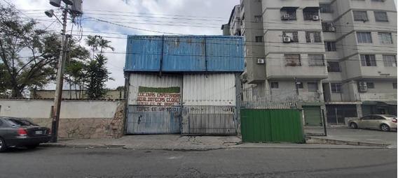 Galpon En Alquiler Centro De Bqto 20-3128 Vc 04145561293