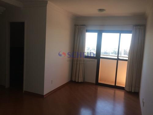 Apartamento Para Locação No Condomínio Costa Azzurra!!! - Mr76299