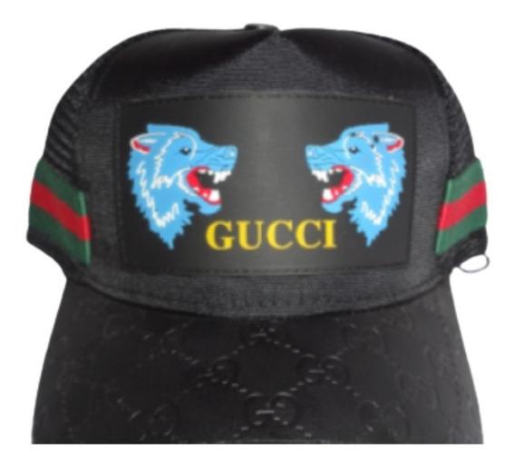 Gorra Gucci 3 Unitalla Envio Palomares Genuino Fpx