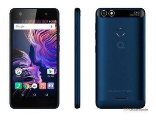 Smartphone Quantum You Q11 Semi Novo