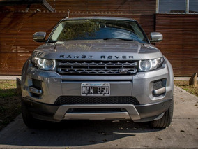 Land Rover Evoque 2.0 Si4 2013 Excelente! Tomás Bord