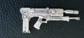 Terminator Rifle De Plasma Mc Farlane.