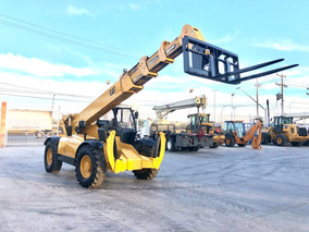 Telehandler Caterpillar Th580b Mod 2007 Para 18 Mts