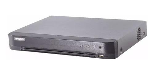 Dvr Hikvision 8ch 1080p Tvi Full Hd 4k 7208hqhi-k1 Martinez
