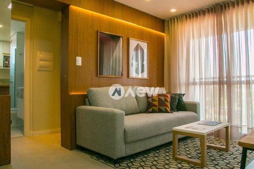 Imagem 1 de 20 de Apartamento Com 2 Dormitórios À Venda, 71 M² Por R$ 450.145,86 - Centro - São Leopoldo/rs - Ap2806