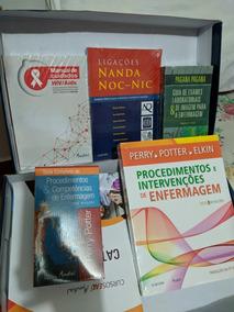 Kit Livros Enfermagem Novo E Lacrado!