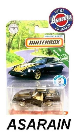 Datsun 280 Zx 1982 Moving Parts Matchbox 1/64