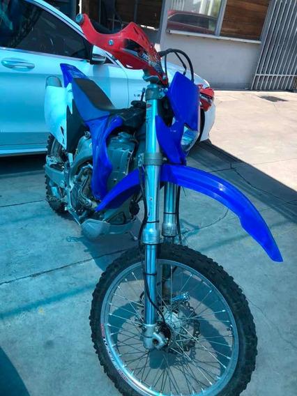 Yamaha Moto Yamaha Wr 250
