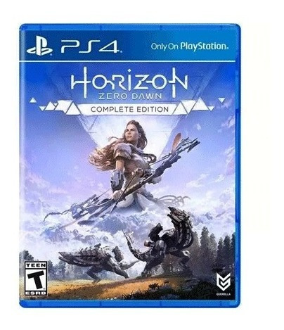 Juego Para Ps4 Horizon Zero Dawn Complete Edition  Zonatecno