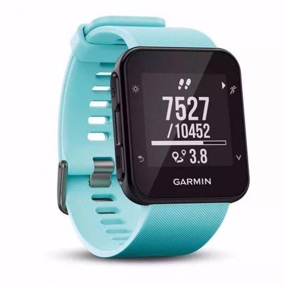 Relógio Monitor Cardíaco Garmin Forerunner 35 Gps Azul