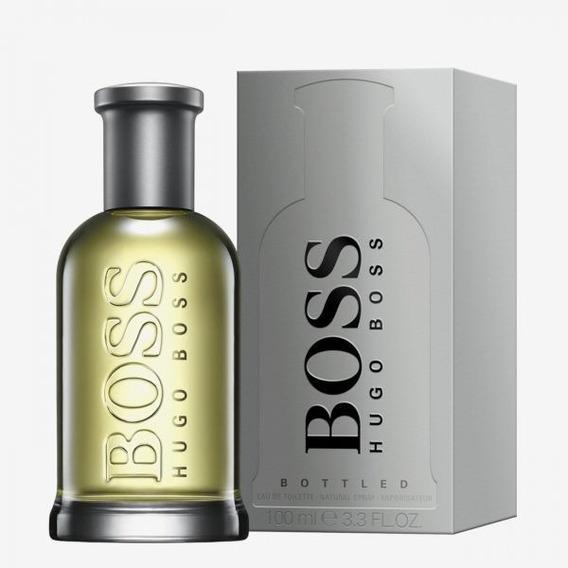Perfume Hugo Boss Bottled Edt 100ml