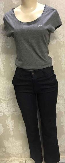 Calça Jeans Diesel, Tamanho 36, Cintura Alta, Original
