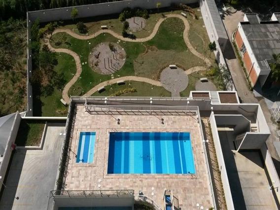 Apartamento Novo No Edifício Acqua No Centro De Jacareí-sp - Apv126 - 3280689