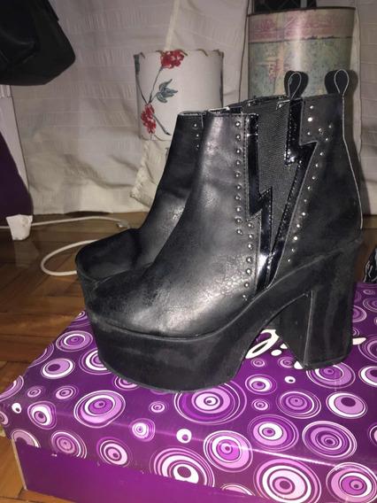 Zapatos De Cuero Nuevos