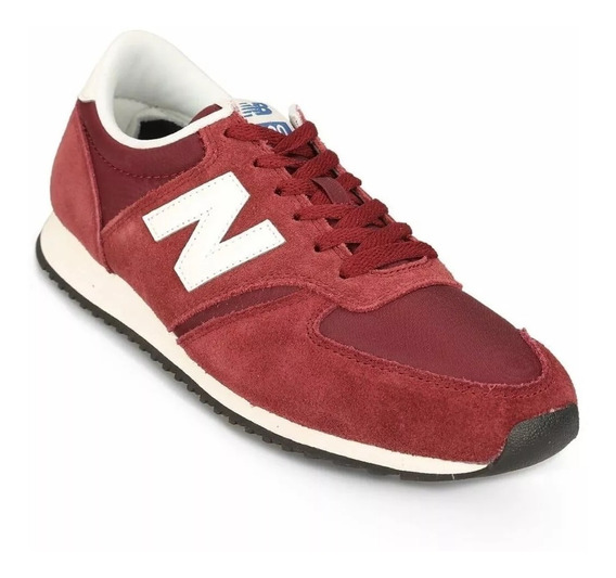 Zapatillas New Balance Hombre 420 Bordo