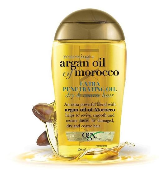 Aceite De Argán De Marruecos Para El Cabello