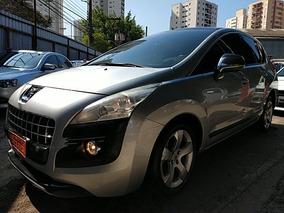 Peugeot 3008 Griffe 1.6 Turbo Aut 2012