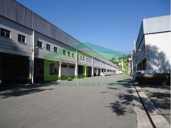 00572 - Galpao, Jardim Alvorada - Jandira/sp - 572
