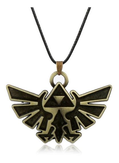 Zelda 1 Collar Varios Escudo Corazon The Legend Of Leyenda