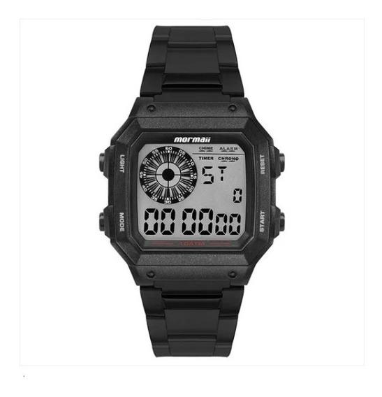 Relógio Masculino Mormaii Vibe Mo2003jc/8p= 16