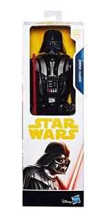 Darth Vader Muñeco Star Wars Figura 30cm E2780 Hasbro