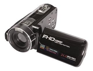 Cámara De Vídeo Digital 24mp Pantalla Táctil Wifi Dvr