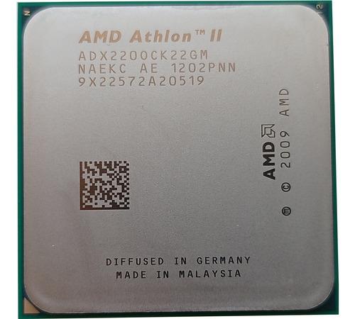 Imagem 1 de 3 de Processador Amd Athlon2 X2 215 2.7 Ghz Am3 Frete Barato