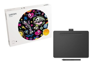 Tabla Wacom Intuos Medium Pen 4k Bluetooth Ctl6100wlk0